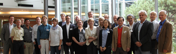 (Photo: ICARPIII) Steering Group Meeting